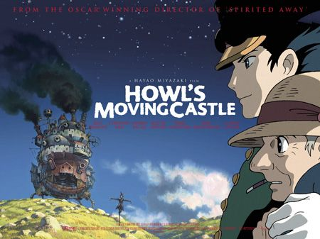 Howl's Moving Castle Howl's Moving Castle (2005)