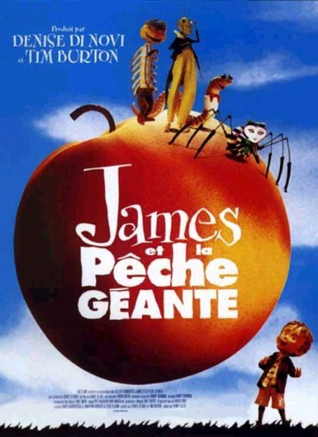 James and the Giant Peach James And The Giant Peach (1996)
