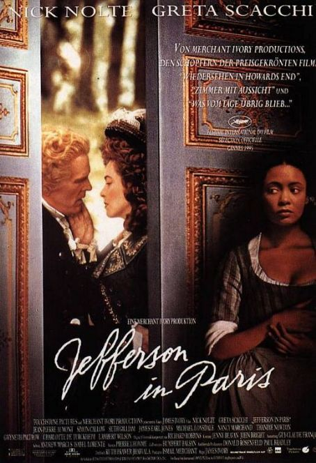 Jefferson in Paris Jefferson In Paris (1995)