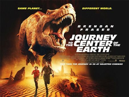 Journey to the Center of the Earth  3D (2008)