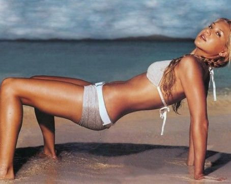 Anna Kournikova's Picture-Perfect Physique