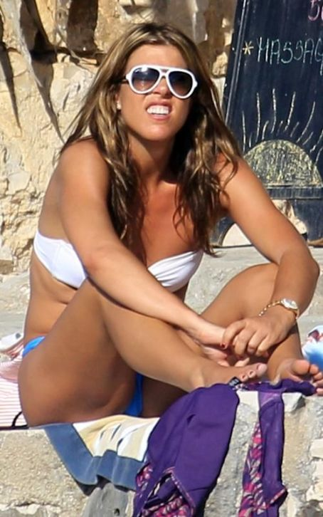 Jennifer Capriati  Shows Off Bikini Body In Croatia