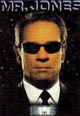 Tommy Lee Jones Men In Black (1997)