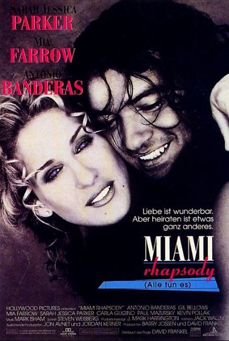Miami Rhapsody (1995) Miami Rhapsody 1995 Picture Photo of Miami Rhapsody FanPix 454x675 Movie-index.com