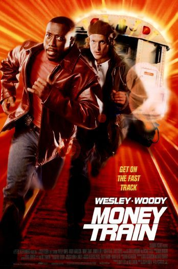 Wesley Snipes Money Train (1995)