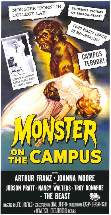 Monster on the Campus  (1958)