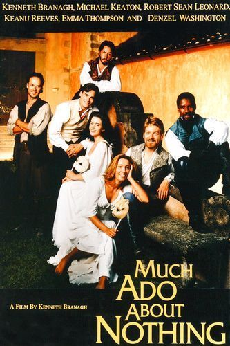 Michael Keaton Much Ado About Nothing (1993)