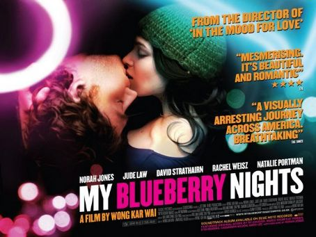 My Blueberry Nights  (2008)