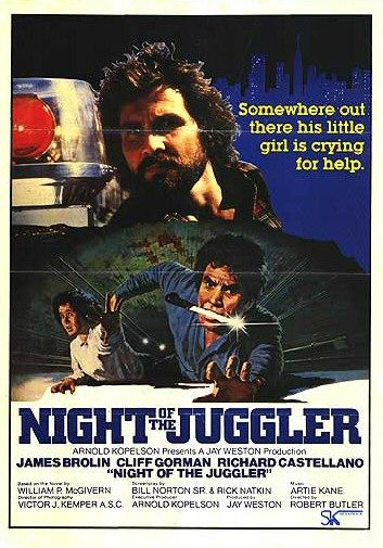 Night of the Juggler (1980)