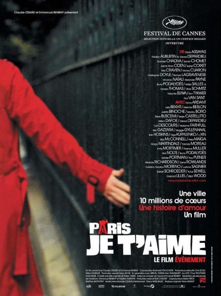 Paris, Je T'Aime Paris, Je T'aime (2007)