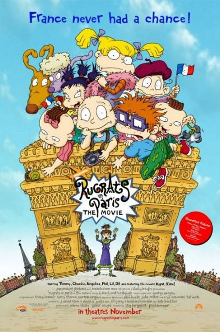 Rugrats in Paris : The Movie (2000)
