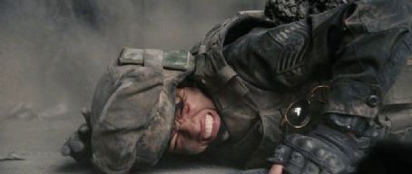 Michelle Rodriguez as TSgt. Elena Santos in Battle Los Angeles