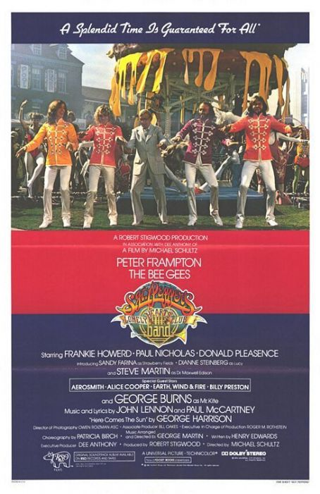 Sgt. Pepper's Lonely Hearts Club Band Sgt. Pepper's Lonely Hearts Club Band (1978)