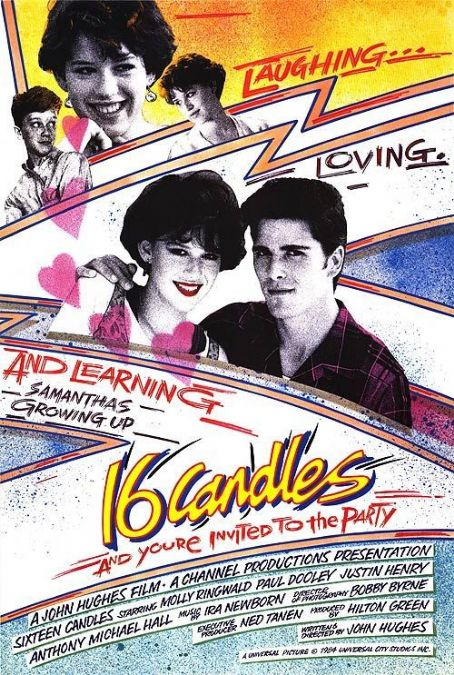 Michael Schoeffling Sixteen Candles (1984)