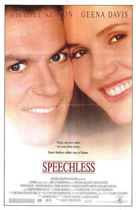 Michael Keaton Speechless (1994)