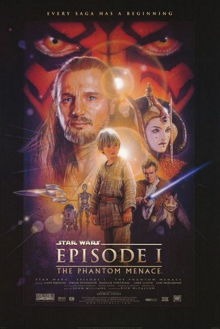 Star Wars: Episode I - The Phantom Menace Star Wars Episode 1: The Phantom Menace (1999)