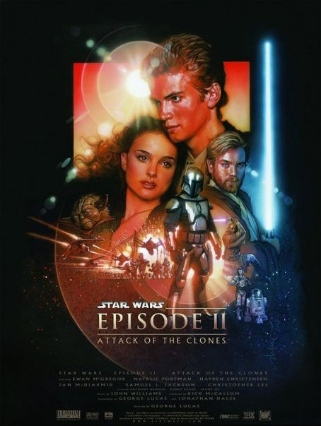 Star Wars: Episode II - Attack of the Clones Star Wars Episode 2: Attack of the Clones (2002)