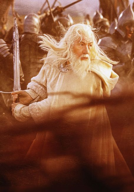 Gandalf Sir Ian McKellen stars as ''