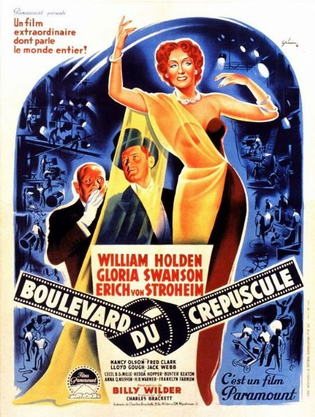 Sunset Blvd. Sunset Boulevard (1950)