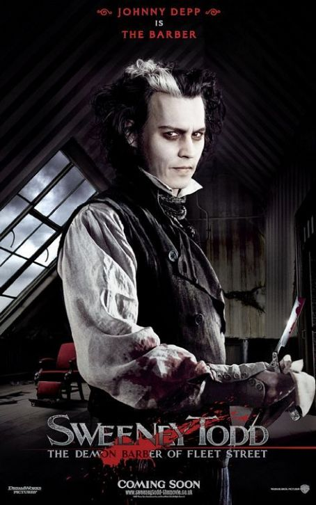 Sweeney Todd: The Demon Barber of Fleet Street Sweeney Todd (2007)