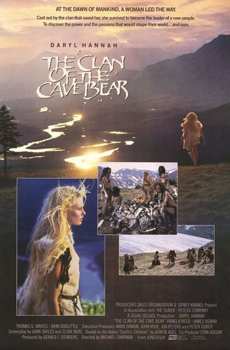 The Clan of the Cave Bear  (1986)