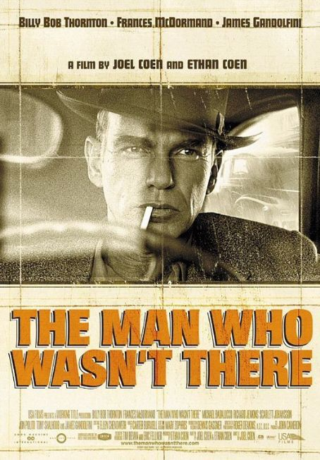 The Man Who Wasn't There The Man Who Wasn't There (2001)