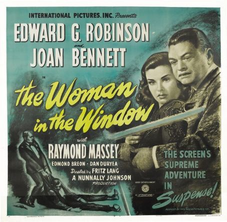 The Woman in the Window (1945)