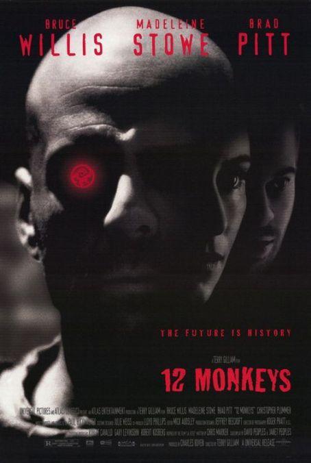Twelve Monkeys 12 Monkeys (1995)