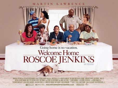 Welcome Home, Roscoe Jenkins Welcome Home Roscoe Jenkins (2008)