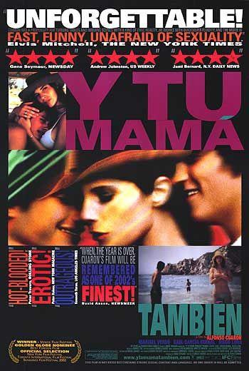 Maribel Verdú Y Tu Mama Tambien (2002)