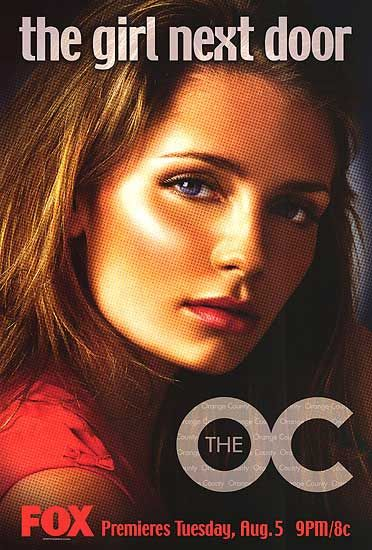 The O.C. Mischa Barton as Marissa Cooper in  (2003)