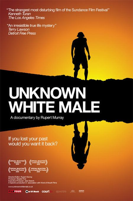 Unknown White Male  (2006)