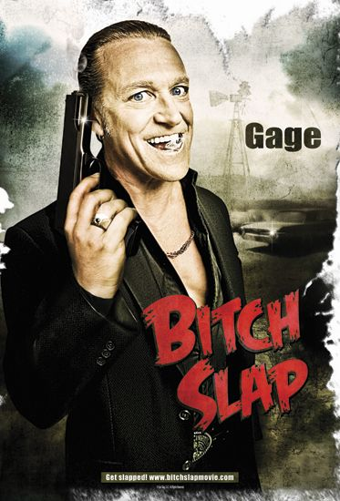 Michael Hurst Bitch Slap (2008)