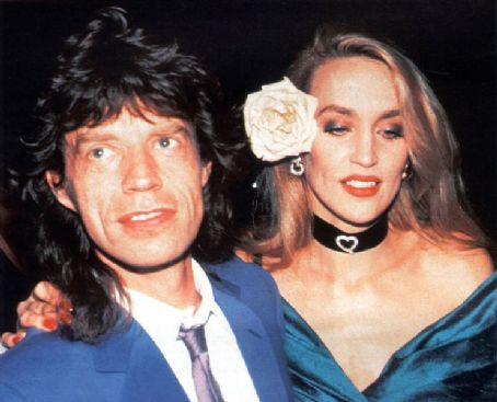 Jerry Hall - Jerry & Mick