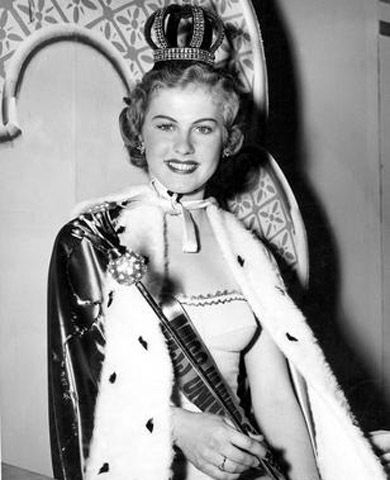 Armi Kuusela First Miss Universe