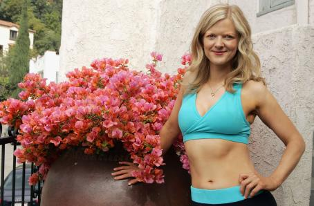 Arden Myrin  - Celebrity City Portrait Shoot