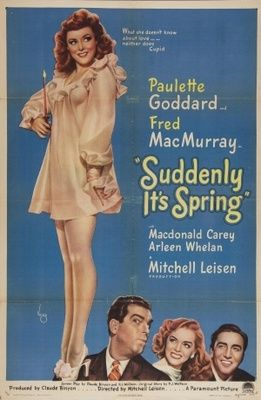 Macdonald Carey Suddenly It's Spring