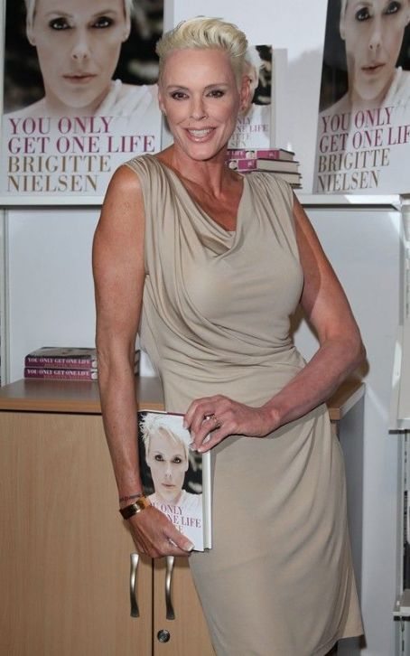 Brigitte Nielsen: Car Crash Victim
