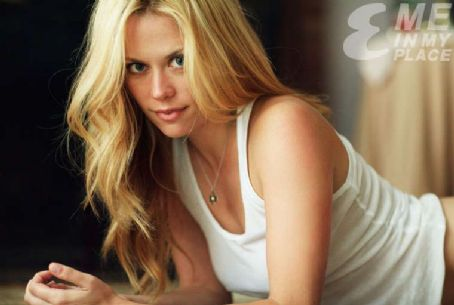 Claire Coffee  - Me in My Place Photoshoot for Esquire Magazine