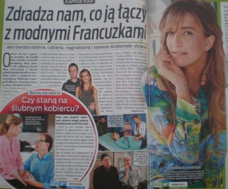 Kamilla Baar  - Fakt Tv Magazine Pictorial [Poland] (4 July 2013)