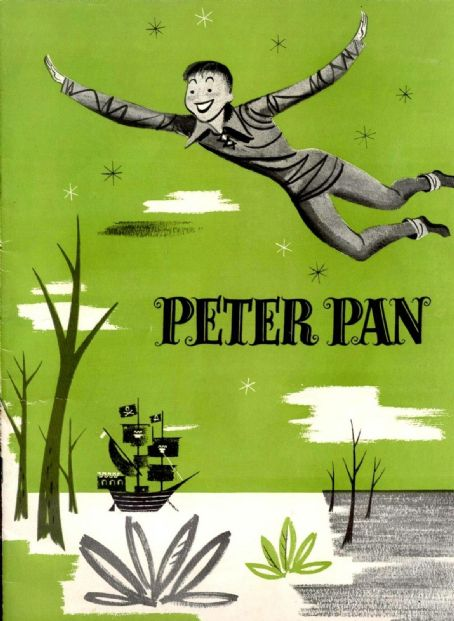 Peter Pan  Starring Jean Arthur
