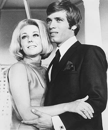 Tina Cole  & Don Grady