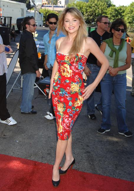 Haley Bennett - The 2006 Teen Choice Awards 2006-08-20