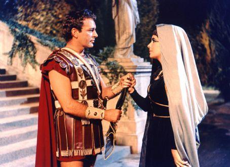 Cleopatra Richard Burton
