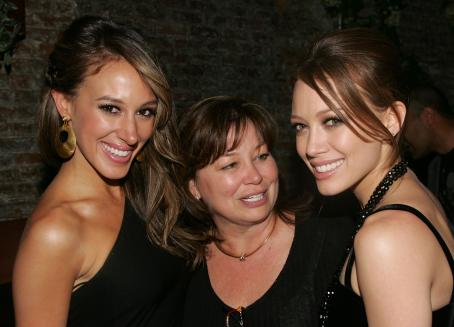 Material Girls Hilary Duff -  Premiere After Party, August 14 2006