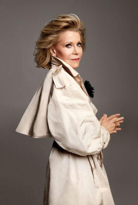 Jane Fonda - Elle Quebec Magazine Pictorial [Canada] (March 2020)
