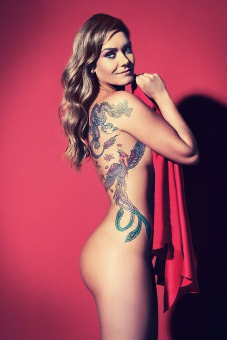 Luize Altenhofen - Inked Magazine Pictorial [Brazil] (January 2012)