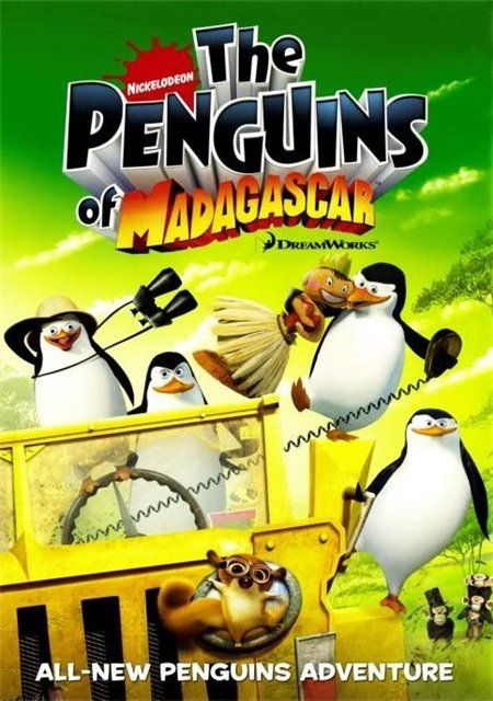 Pingwiny z Madagaskaru / The Penguins of Madagascar (2008-2010) 480p HDTV XviD-keyser2 DUBBING PL