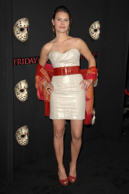 "Kristina Klebe - ""Friday The 13"" Premiere In Los Angeles - February 9 2009"