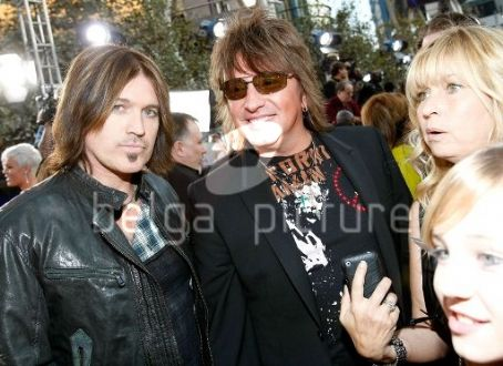 Billy Ray Cyrus Richie Sambora and